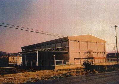 Paşabahçe Ticaret Ltd. Şti. İzmir Merkez Depo Tesisleri İnşaatı