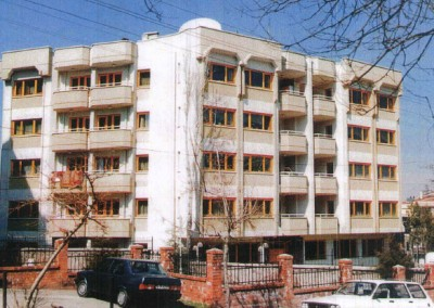 TİBAŞ Vakfı – Şehit Ersan Apartmanı İnşaatı
